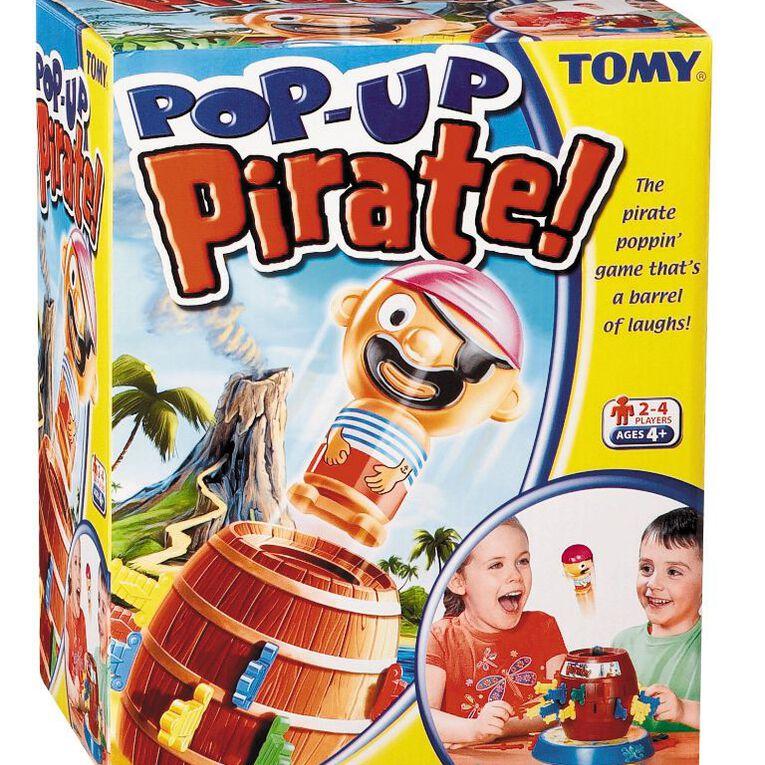 Pirate Pop Up Board Game, , hi-res