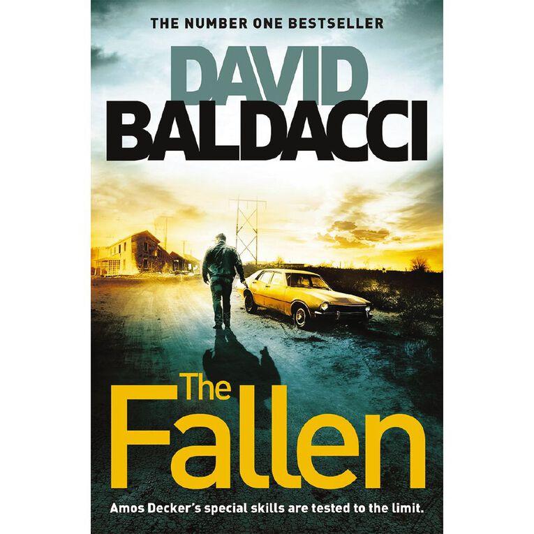 The Fallen by David Baldacci, , hi-res