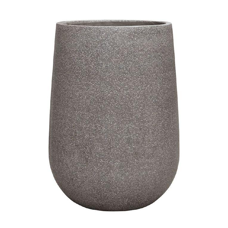 Kiwi Garden Lightweight Cement Vase Planter 44cm, , hi-res