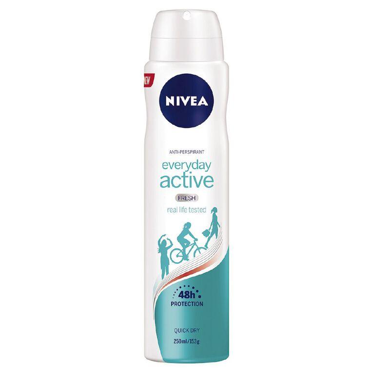 Nivea Women Antiperspirant Active Fresh 250ml, , hi-res