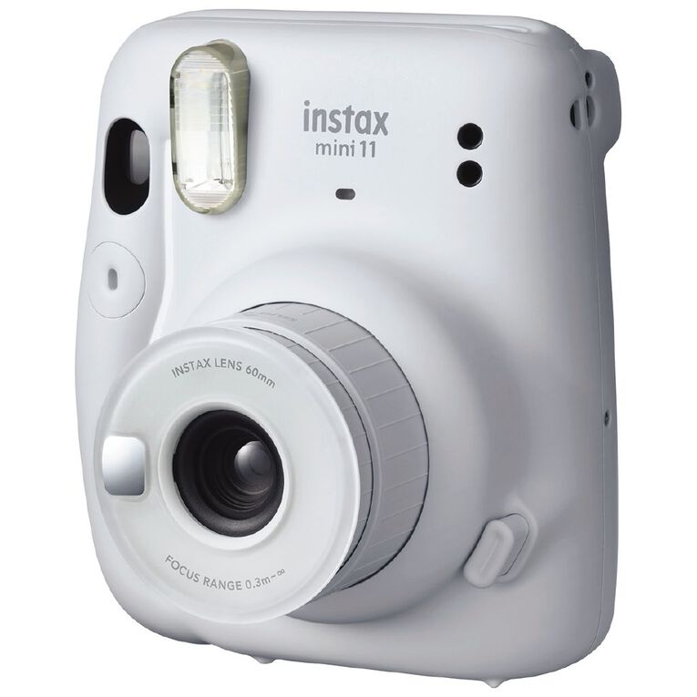 Fujifilm Instax Mini 11 Instant Camera Ice White, , hi-res