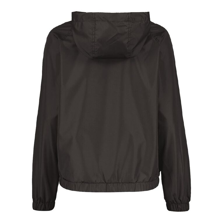 H&H Women's Weather Jacket, Black, hi-res