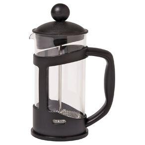 Living & Co Essentials Plastic Plunger Black 350ml