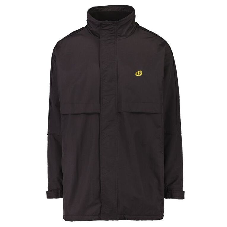 Schooltex Bream Bay College Anorak with Embroidery, Black, hi-res