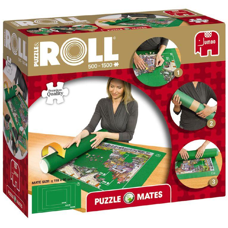 Puzzle Mates Jumbo Puzzle Roll, , hi-res
