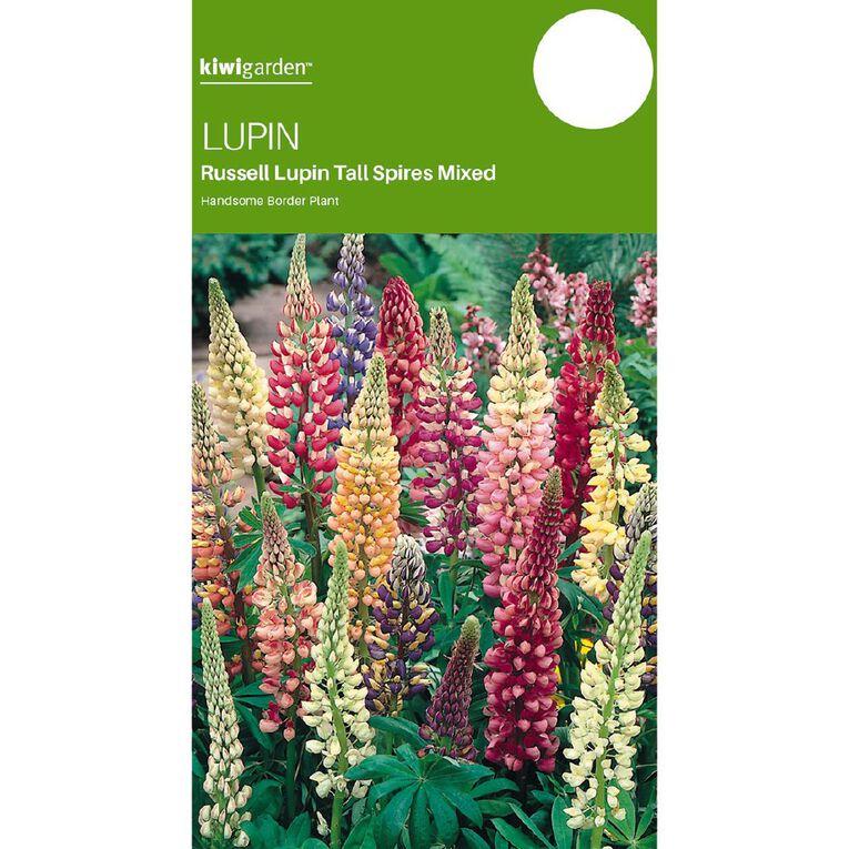 Kiwi Garden Lupin Russel Mix, , hi-res