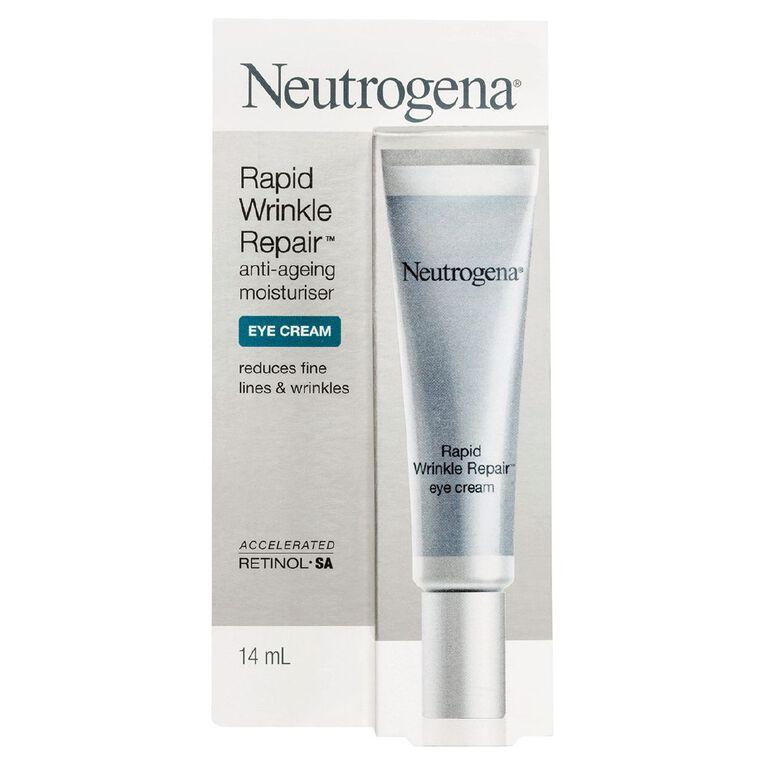 Neutrogena Rapid Wrinkle Repair Eye Cream 14ml, , hi-res