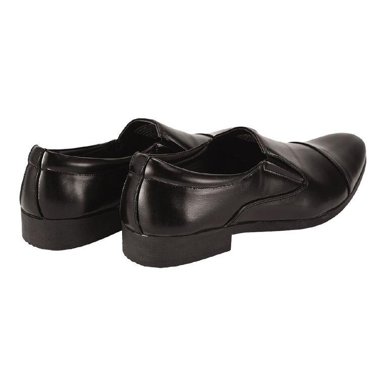 H&H Ruble Slip On Dress Shoes, Black, hi-res