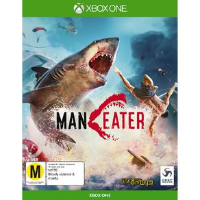 XboxOne Maneater Day 1 Edition