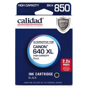 Calidad Canon PG-640XL Black