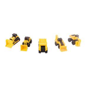Caterpillar Little Machines 5 Pack Assorted