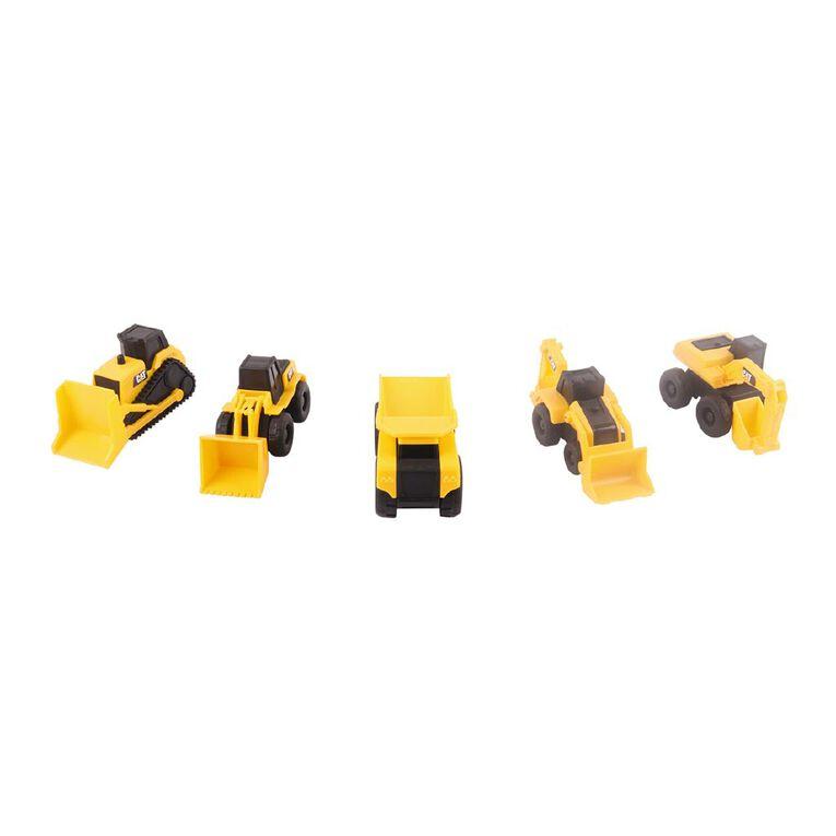 Caterpillar Little Machines 5 Pack Assorted, , hi-res
