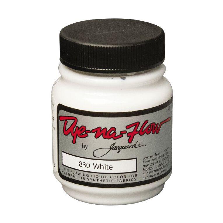 Jacquard Dye-Na-Flow 66.54ml White, , hi-res