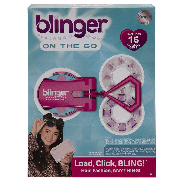 Blinger Bling on the go Neon, , hi-res