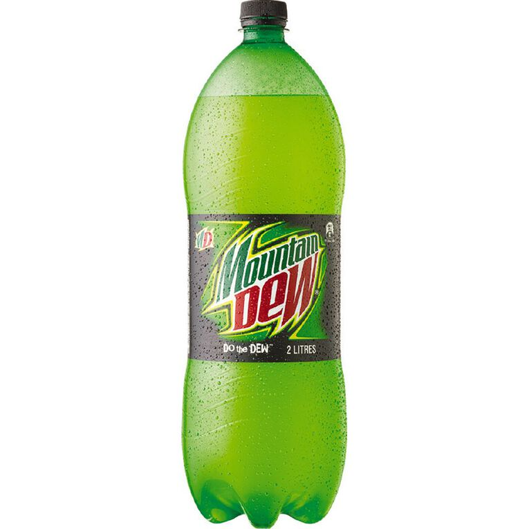Mountain Dew Drink 2L, , hi-res
