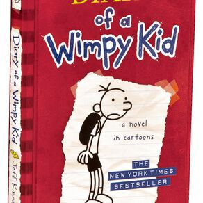 Diary of a Wimpy Kid #1 by Jeff Kinney N/A