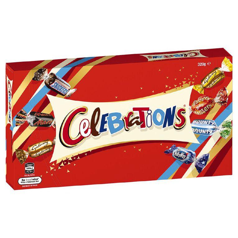 Celebrations Box 320g, , hi-res