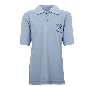 Schooltex Thorrington Short Sleeve Polo with Embroidery