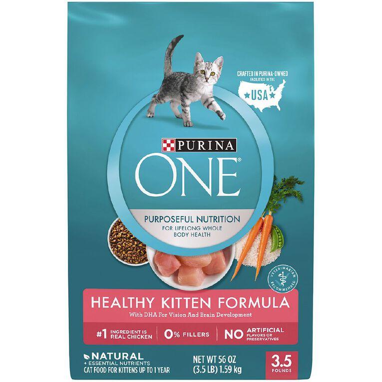 Purina ONE Healthy Kitten Formula 1.59kg, , hi-res
