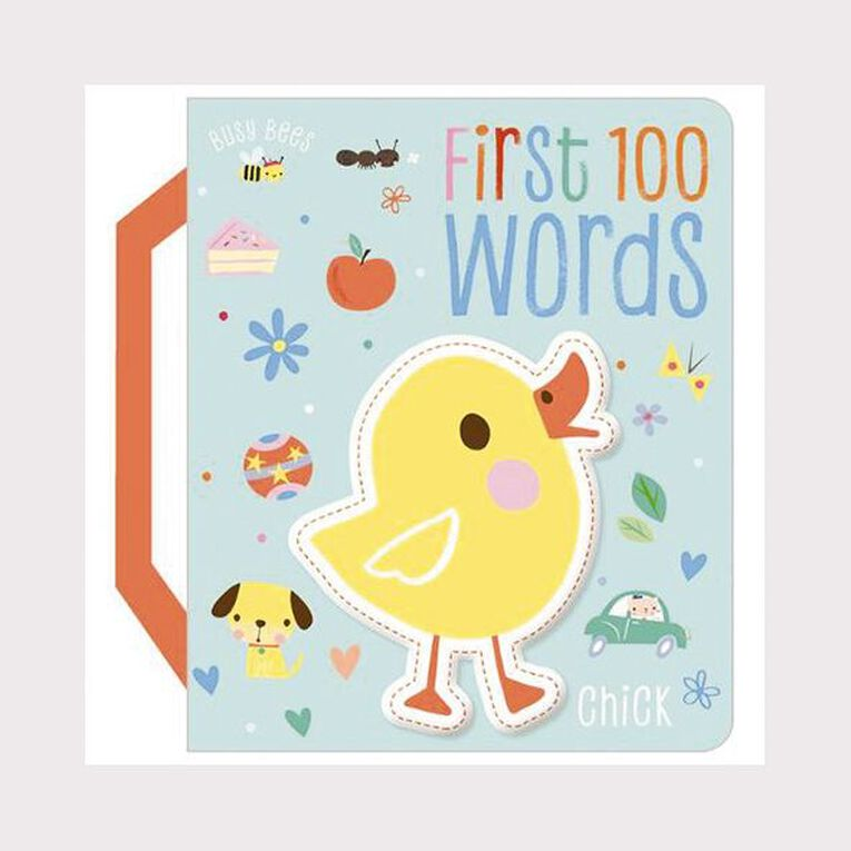 Busy Bees - First 100 Words, , hi-res