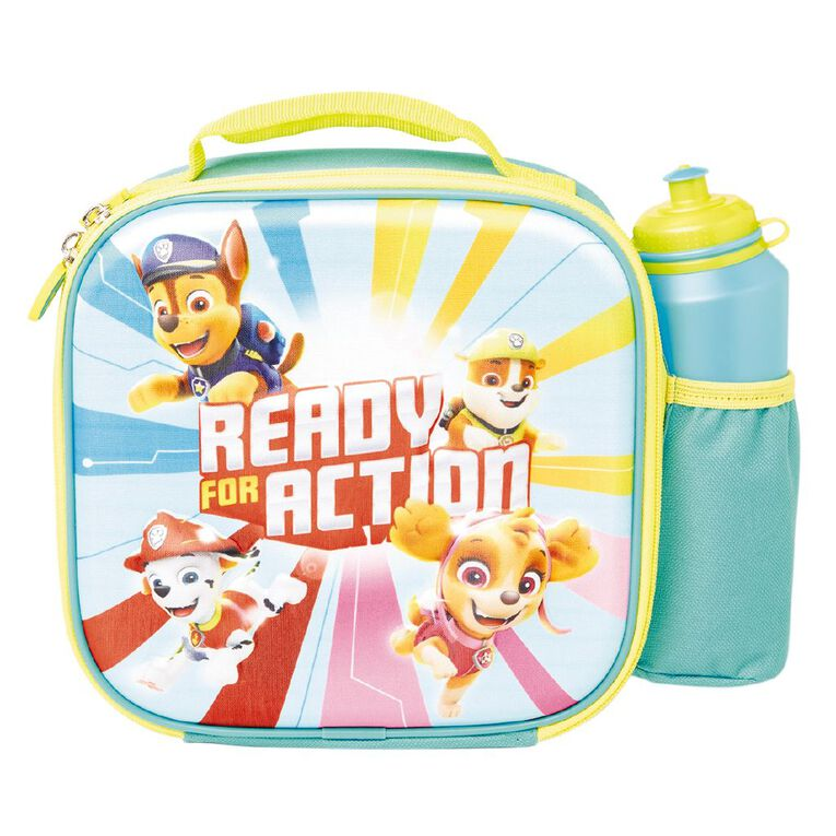 Paw Patrol 3D Bag & Bottle Set, , hi-res