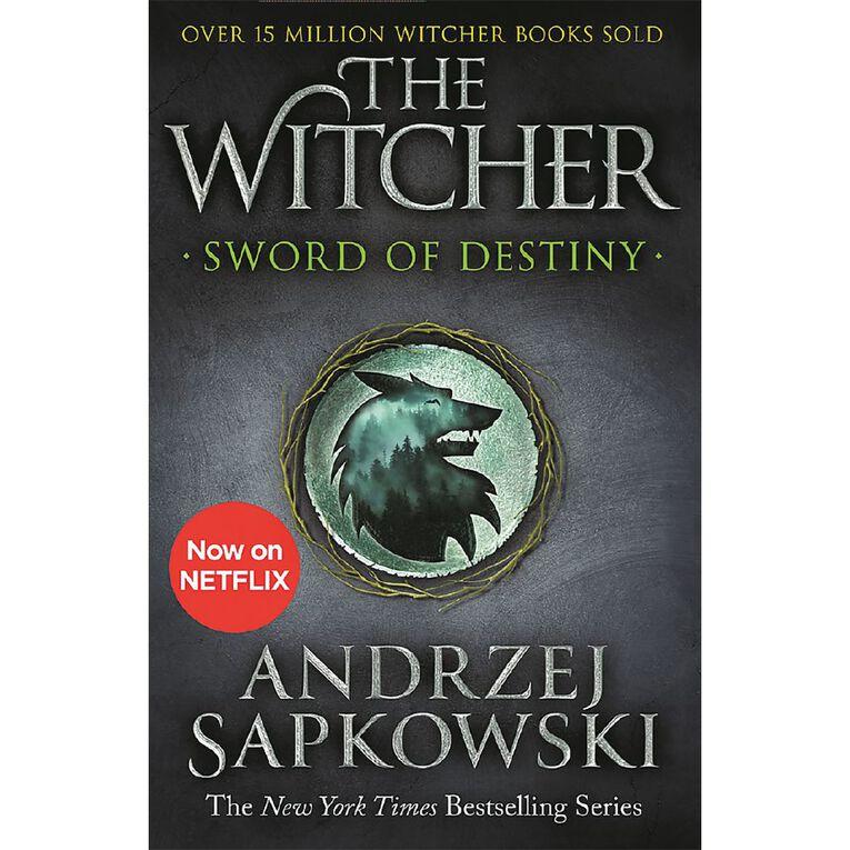 The Witcher #2 Sword of Destiny New Edition by Andrzej Sapkowski, , hi-res