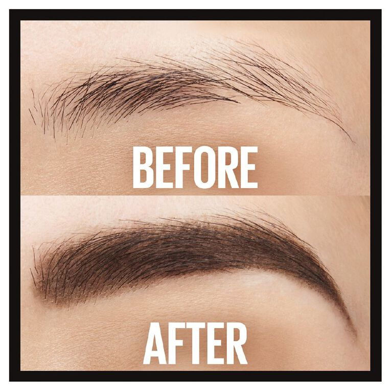 Maybelline Tattoo Brow 36Hr Eyebrow Pencil Soft Brown, , hi-res