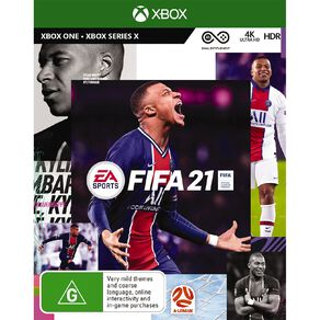 XboxOne FIFA 21
