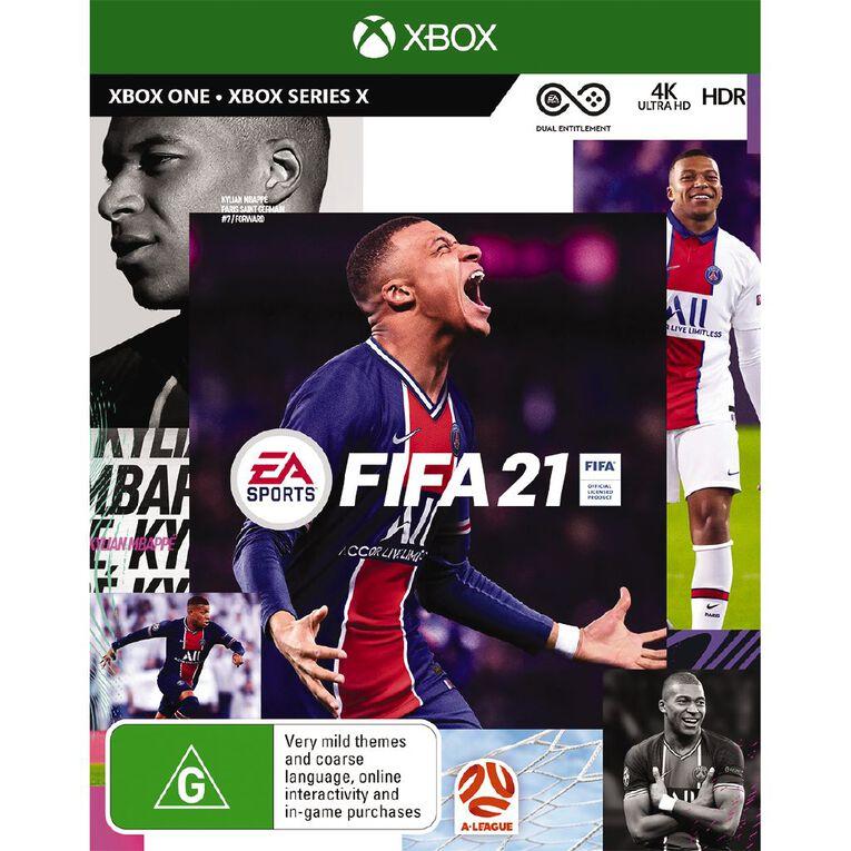 XboxOne FIFA 21, , hi-res