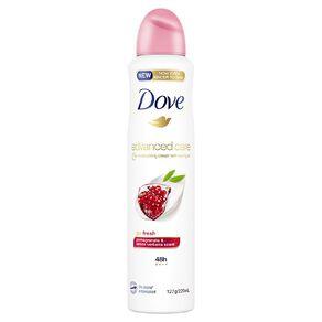 Dove Antiperspirant Go Fresh Pomegranate 220ml