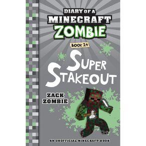 Minecraft Zombie #24 Super Stakeout by Zack Zombie