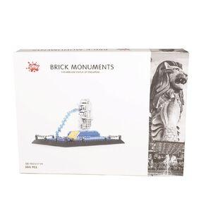 Play Studio Brick Monuments Assorted