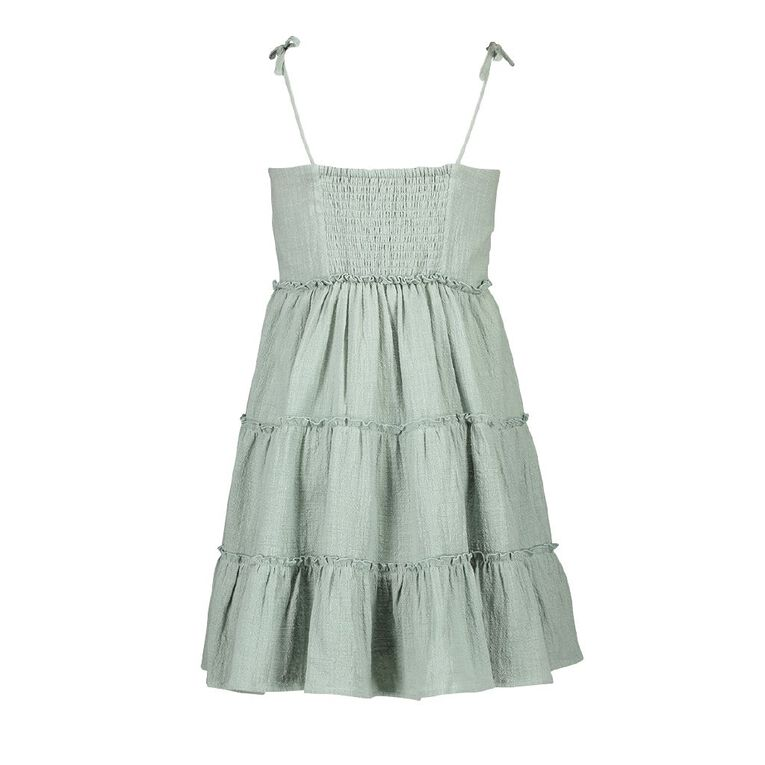 Young Original Tierd Dress, Blue Light, hi-res image number null