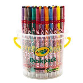 Crayola Twistable Crayons Deskpack 32 Pack