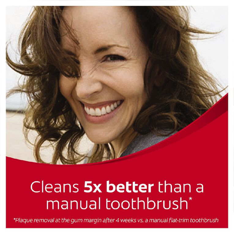 Colgate ProClinical 250R Toothbrush Refill 2 Pack, , hi-res