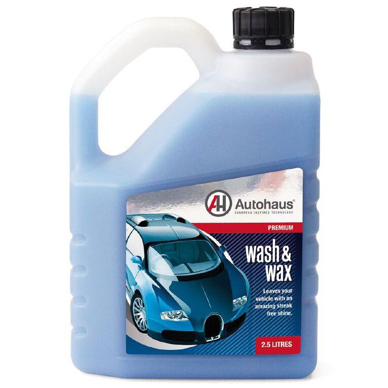 Autohaus Car Wash & Wax 2.5L, , hi-res