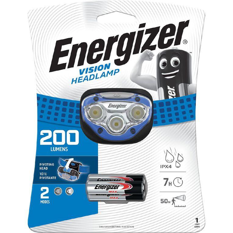 Energizer Vision Headlight, , hi-res