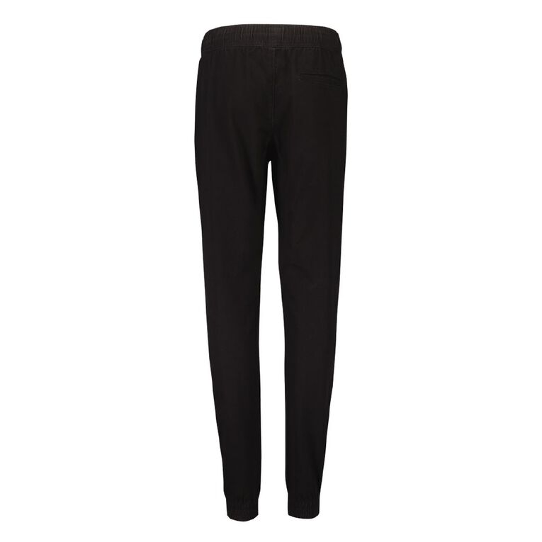 Young Original Cuff Chino Pants, Black, hi-res