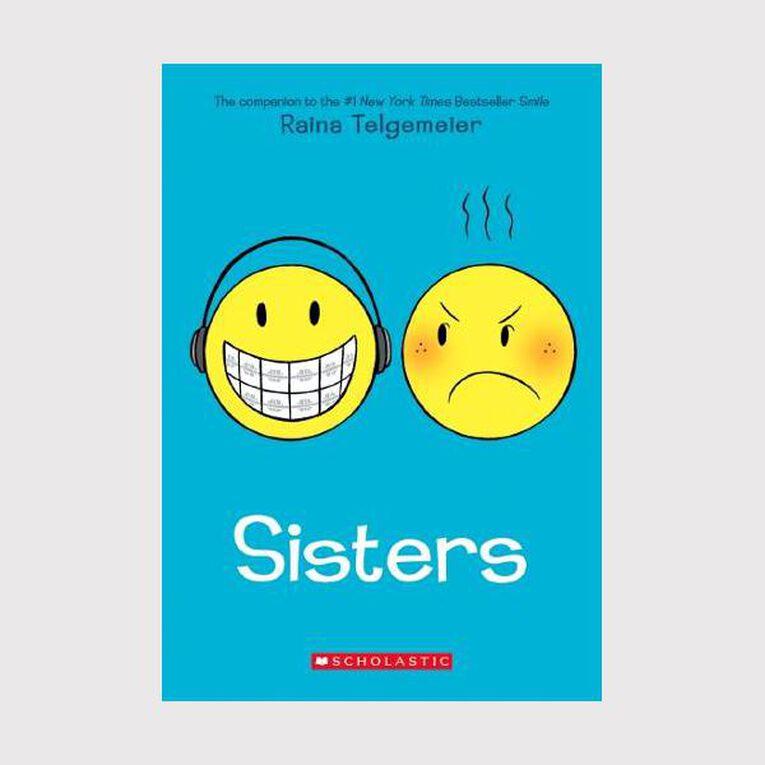 Sisters by Raina Telgemeier, , hi-res
