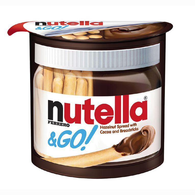 Nutella & Go 48g, , hi-res