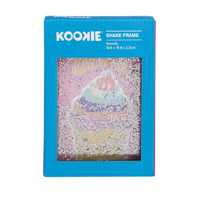Kookie Novelty Decor Frame Sassy Multi-Coloured Small, , hi-res