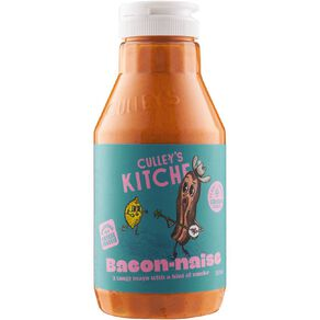 Culleys Kitchen Bacon-naise 350ml