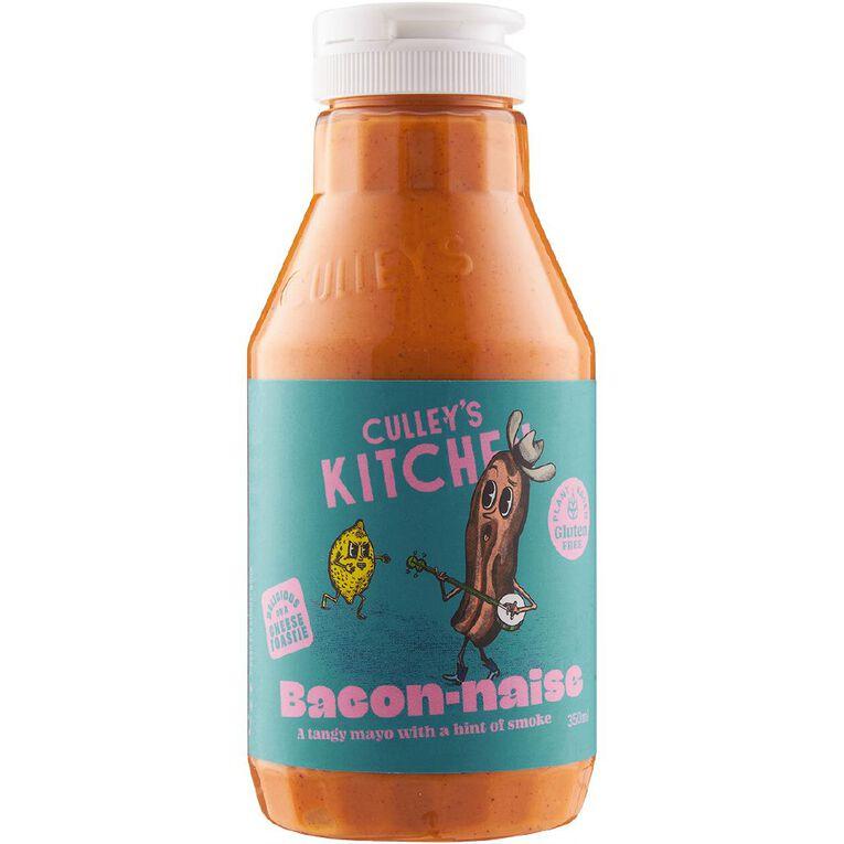 Culleys Kitchen Bacon-naise 350ml, , hi-res