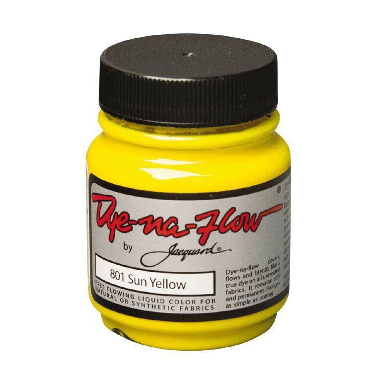 Jacquard Dye-Na-Flow 66.54ml Sun Yellow, , hi-res