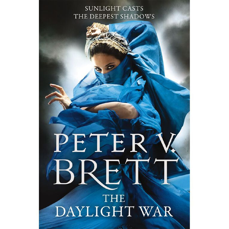Demon Cycle #3 Daylight War by Peter Brett, , hi-res