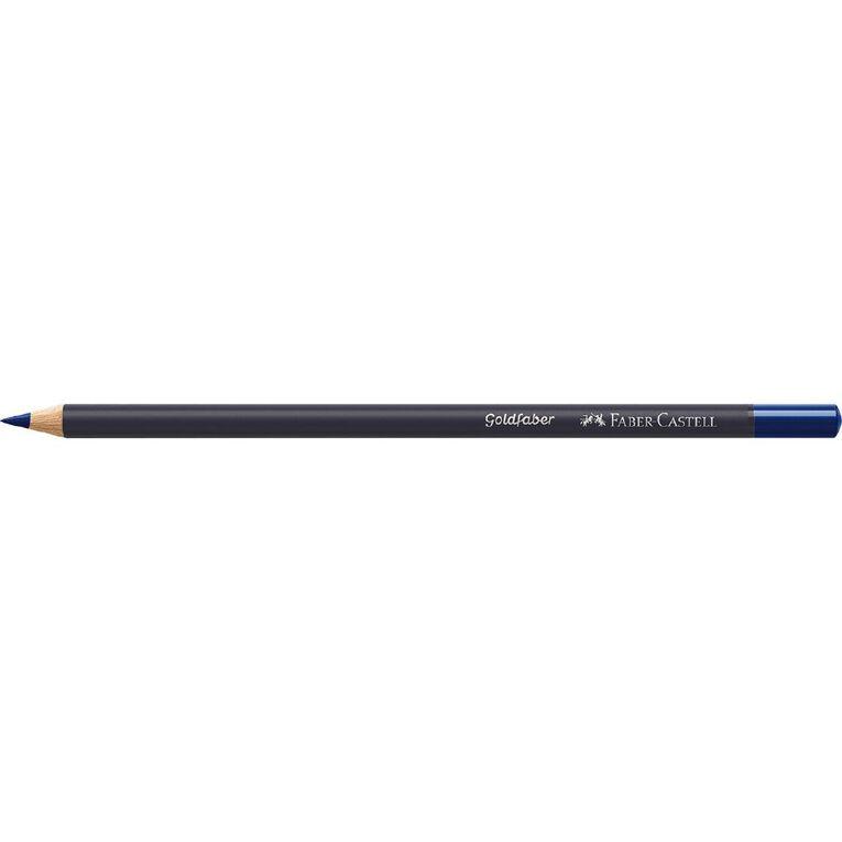 Faber-Castell Colour Pencil Goldfaber Col151 - Helioblue-reddish, , hi-res