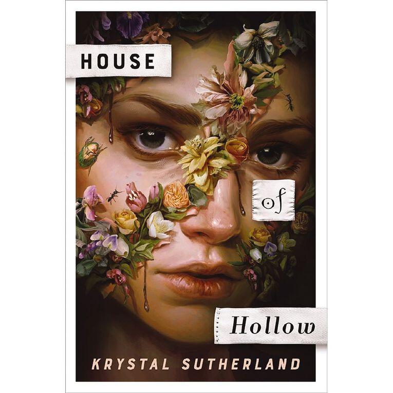 House of Hollow by Krystal Sutherland N/A, , hi-res