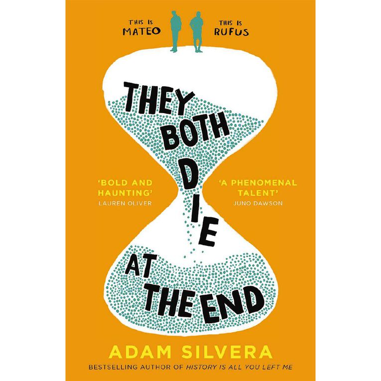 They Both Die At The End by Adam Silvera N/A, , hi-res