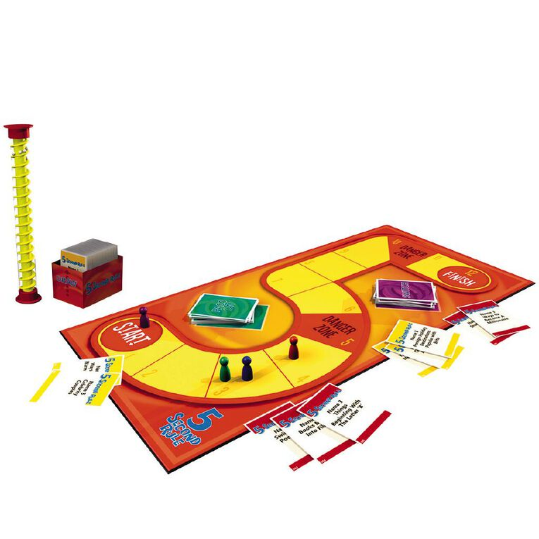 5 Second Rule Game, , hi-res