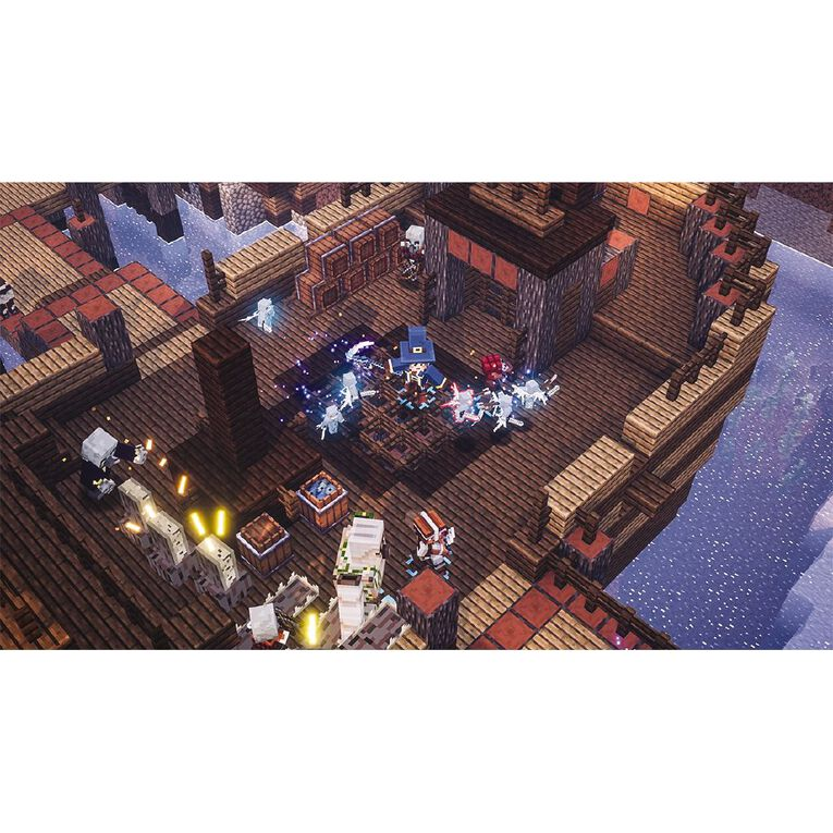 PS4 Minecraft Dungeons Hero Edition, , hi-res
